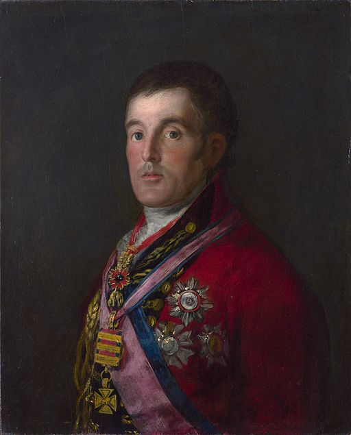 Duque de Wellington Goya