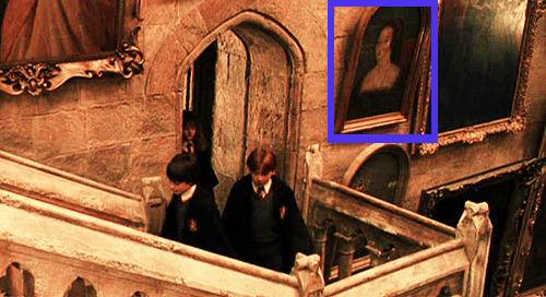 Ana Bolena en Harry Potter