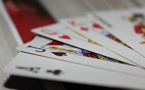 blackjack - cartas